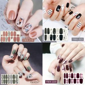 color street nail polish strips new design for christmas