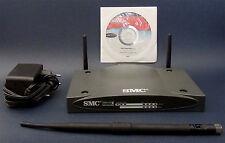 SMC - Router + Firewall - Barricade g 2,4GHz SMC2804WBR v2 + Antenne Amplifiée