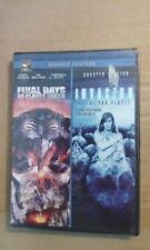 Final Days of Planet Earth/Invasion of the Pod People (DVD, 2010, Unrated)