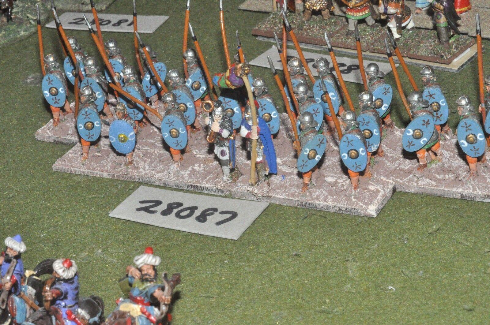 25mm roman era   roman - auxiliaries 27 figures - inf (28087)