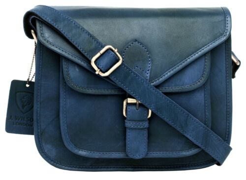 Ladies Leather Satchel Designer Mens Shoulder Cross body bag Messenger Travel