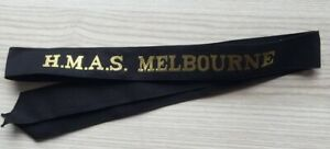 H-M-A-S-MELBOURNE-GENUINE-RAN-TALLY-BAND-220-SHIPS-NAMES-AVAILABLE