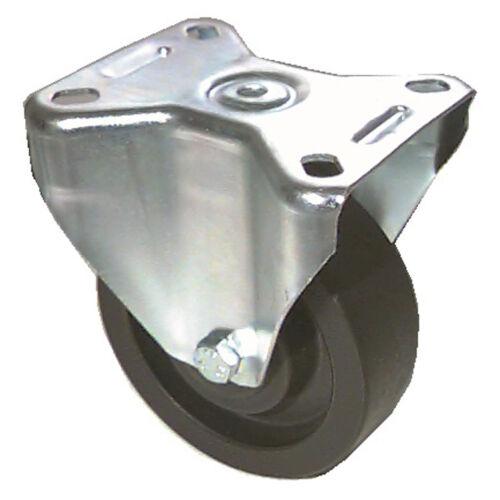 Chaleur résistant Acier Inoxydable roues pivotantes ø100mm F four inox toutes les pièces sans rouille