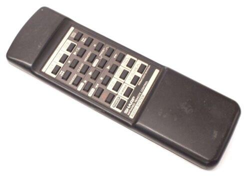 Original Sharp RRMCG0019AWSA Audio System Remote Control for CD-C444 CD-C454