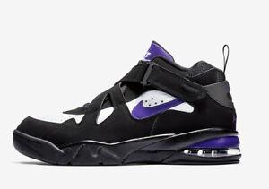 best sneakers b81af 6ba82 Image is loading NIKE-AIR-FORCE-MAX-CB-CHARLES-BARKLEY-OG-