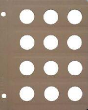 DANSCO 30 Millimeter 30mm Album Page