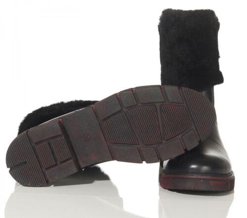 Boot calda Ht 400 Ankle donne invernali Lambskin Stivali vera Stivali le per Hollert in pelle EtqC65C