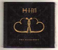 HIM - THE SACRAMENT  - CDS DIGIPACK 6 TRAKs  - SEALED MINT