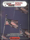 Patriotic Songs by Hal Leonard Publishing Corporation (Paperback / softback, 1970)