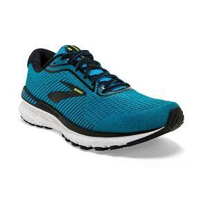 BROOKS-ADRENALINE-GTS-20-Scarpe-Running-Uomo-Support-Cushion-BLUE-110307-456