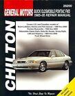GM Buick, Oldsmobile, Pontiac Automotive Repair Manual by Christine L Sheeky, Mike Stubblefield (Paperback, 2008)