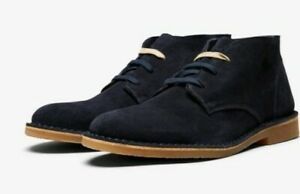 Selected Homme suede Royce Desert Boots