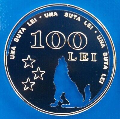 GAGAUZIA Gagauziya Gagauz 2018 set of 5 coins ESSAI animals UNC #S25