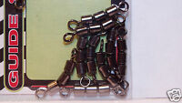 (20) Pcs Gander Mountain Guide Series - 3-joint Fast Swivels Bead Chain Size 4