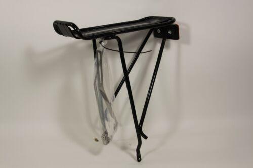 "Breezer Rear Bicycle Rack Black Aluminum 26/""//700c RR14"