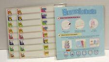 Kids Toddler Waterproof Belongings Name Labels Daycare Sippy Lunchbox