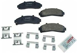 Disc-Brake-Pad-Set-XLS-Front-Bosch-BP652-Ford-Mazda