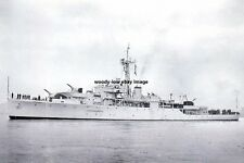 rp16654 - Royal Navy Warship - HMS Acteon , built 1946 - photo 6x4