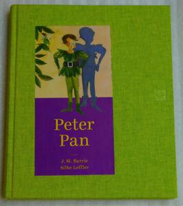 Peter Pan J M Barrie 2016 HC Neverland TInkerbell Wendy Lost Boys Captain Hook