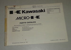 Teilekatalog-Ersatzteilliste-Parts-List-Kawasaki-KEF-300-a-3-von-1997