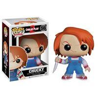 Child's Play Chucky Movie 56 Funko Pop Licensed Vinyl Figure on Sale