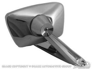DOOR HANDLE REMOTE; RH; 67-68 MUSTANG//COUGAR