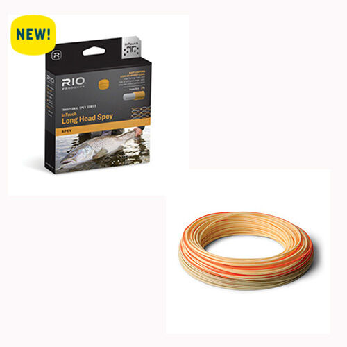 Rio InTouch Long Head Speey Fly Line, nieuwe--met Gratis Shipping