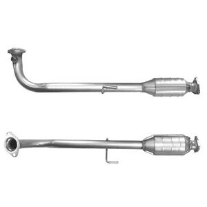 Image Is Loading HONDA CIVIC Catalytic Converter Exhaust Inc Fitting Kit