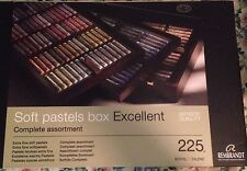 rembrandt soft pastels set of 225