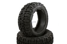 KM Pioneer Buggy Tyres Front Pair Fits KM HPI Baja Buggy 1/5th RC