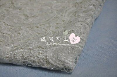 G21 white Guipure Lace bridal lace 120cm wide-Sold  by 1/2 yard
