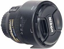 Nikon Af-s 24-85mm 3.5-4.5 G M + Capucha === como nuevo ===