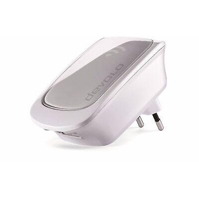 devolo WiFi Repeater 300 Mbit/s, 1x LAN, WPS, WLAN Repeater, Verstärker