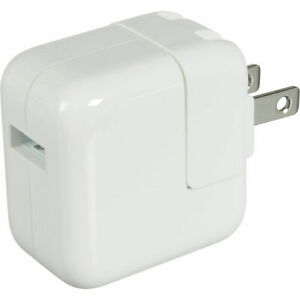 Apple 12W USB Power Adapter Wall Charger A1401