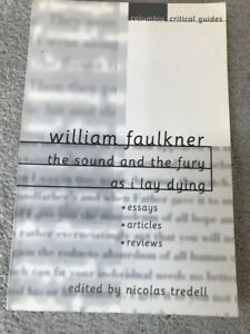 William Faulkner The Sound And The Fury And As I Lay Dying Vg Cond  Image Is Loading Williamfaulknerthesoundandthefuryand Thesis Statement For Friendship Essay also How To Write A Essay Proposal  English Composition Essay