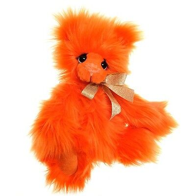 Ariel By Kaycee Bears ~ Limited Edition 25 ~ Such Gorgeous Bright Colours!! Bright And Translucent In Appearance Manufactured Bears