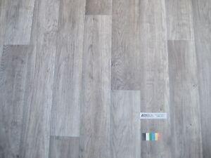 7390 pvc belag 143x500 boden bodenbelag rest cv eiche landhaus design holz dekor ebay. Black Bedroom Furniture Sets. Home Design Ideas
