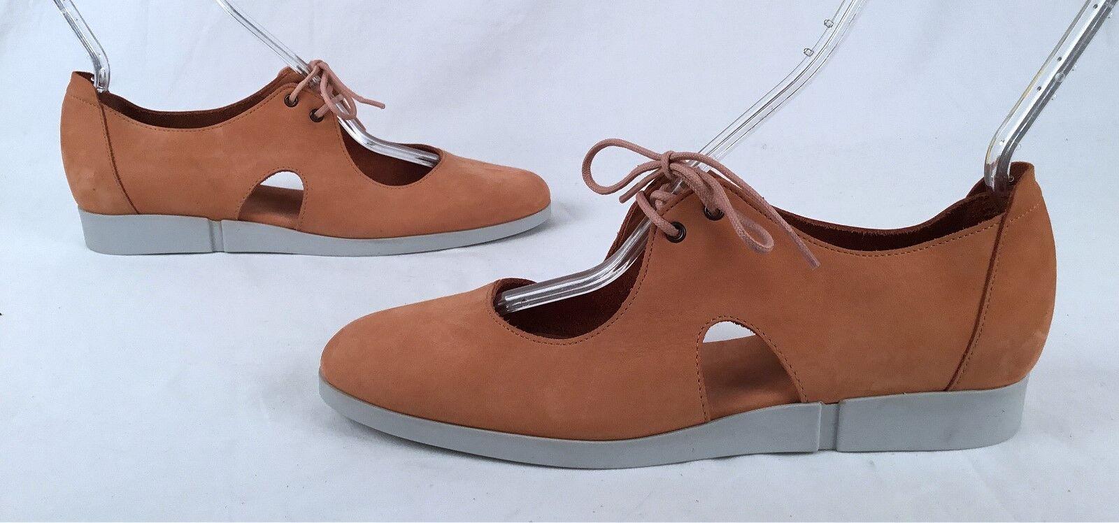 NUOVO Arche'Ceon 'Sandal - Peach - Dimensione 10 US    41 EU - 375 -(P40)  vendita online sconto prezzo basso