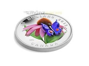 20-Coneflower-mariposa-cristal-Murano-Canada-2013-PP-Plata-1-ONZA