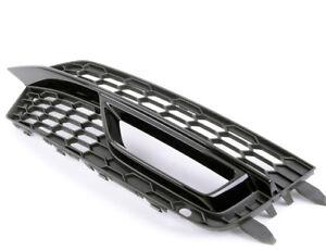 Genuine-Audi-A5-13-15-S-LINE-SPORT-EDITION-Parachoques-Parrilla-De-Luz-De-Niebla-Derecho