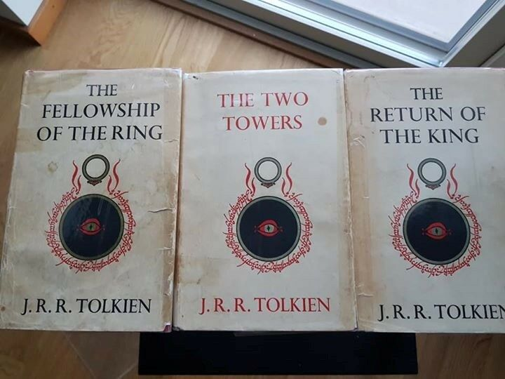 Lord of the Rings, Tolkien, genre: fantasy