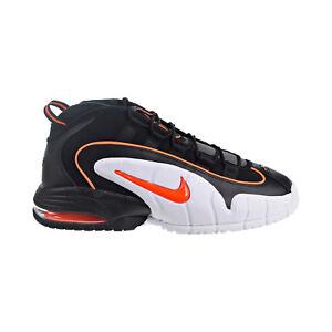 006c14713f93 Nike Air Max Penny Men s Shoes Black Total Orange White 685153-002 ...