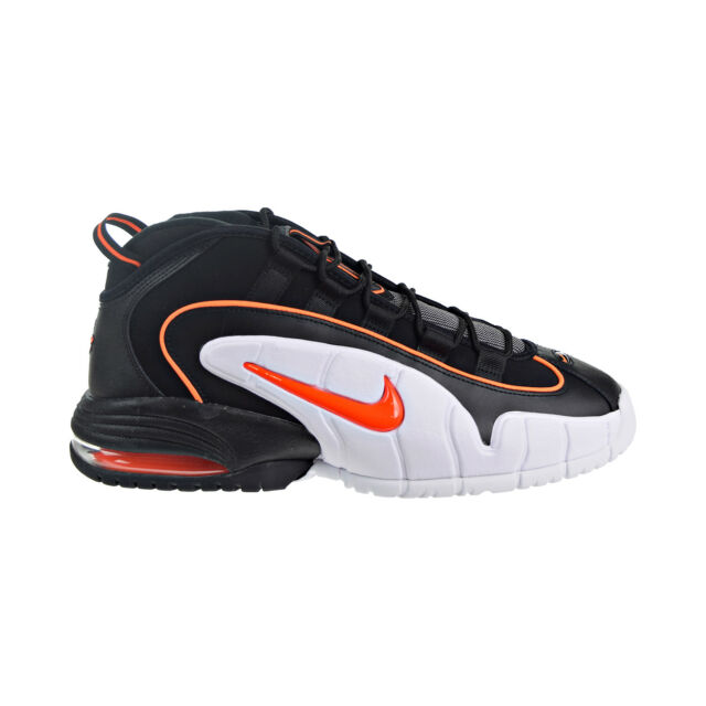 best sneakers 7a0e8 c57f3 Nike Air Max Penny Men s Shoes Black Total Orange White 685153-002