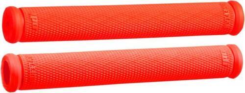 "ODI Ruffian Snow Grips Fire Red 8/"""