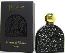 M. Micallef Delice Secrets of Love 75 ml EDP Spray
