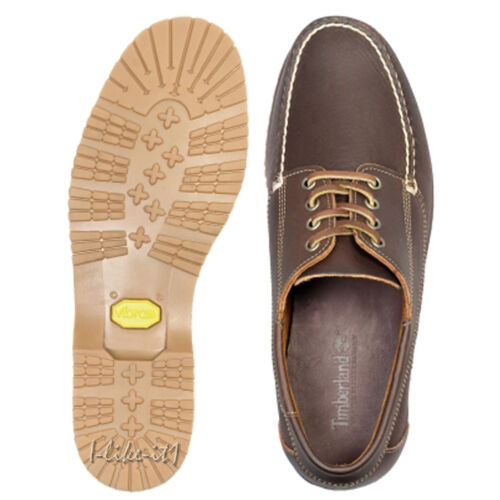 Shoes TIMBERLAND Oxford Dark Brown 6122R