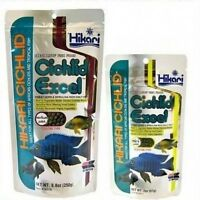 Hikari Cichlid Excel - All Sizes From 2oz To 8.8oz Freshest Date + Rebate