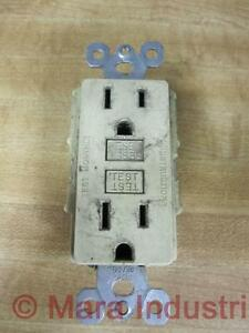 Pass & Seymour 370140 Duplex Receptacle GFCI