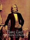 The Piano Concerti in Full Score by Franz Liszt (Paperback, 2013)