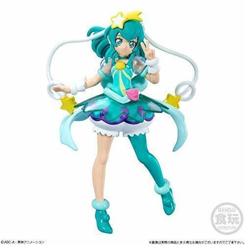 *Star ☆ Twinkle Pretty Cutie Figure single 2. Cure Milky